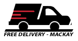 free delivery mackay icon