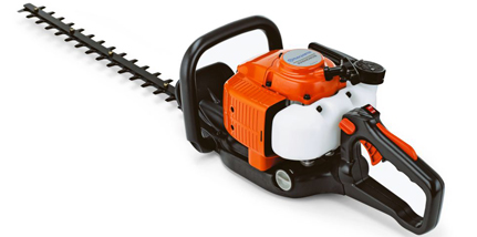 professional hedge trimmer equipment image