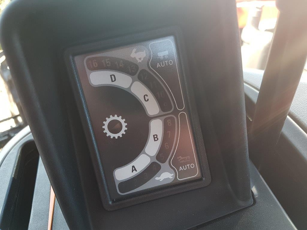 Shuttle Logic Transmission Feature on Case IH Maxxum Tractors