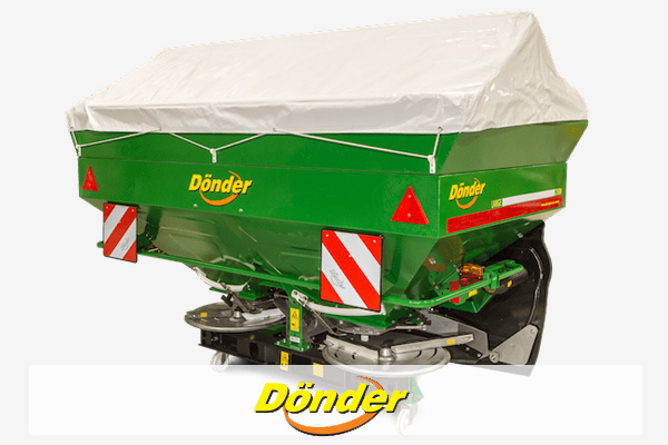 implements donder spreaders