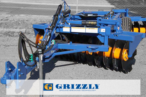 implements grizzly