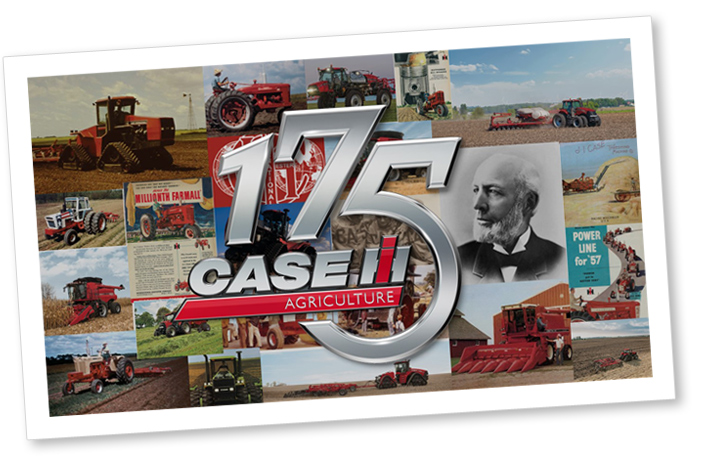 case 175 years collage