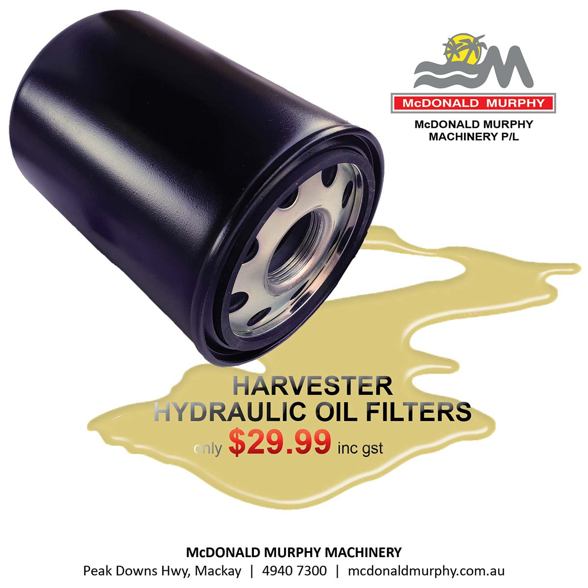 hydraulic oil filter special may 2019