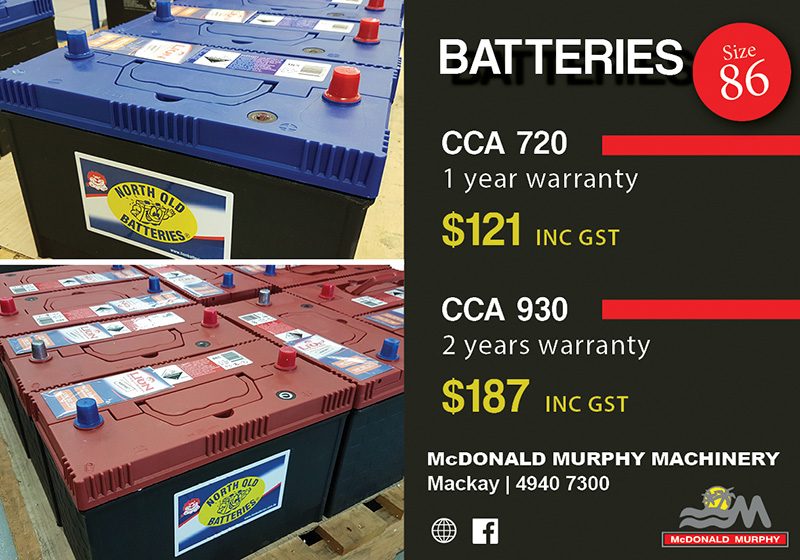 batteries promotion crush 2018