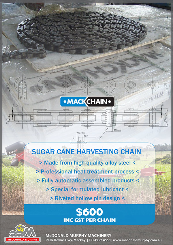 mmm mack chain parts offer