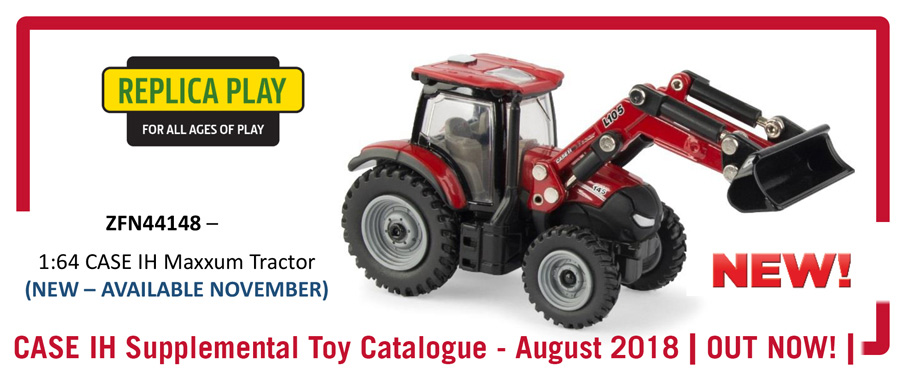 maxxum loader toy promotion