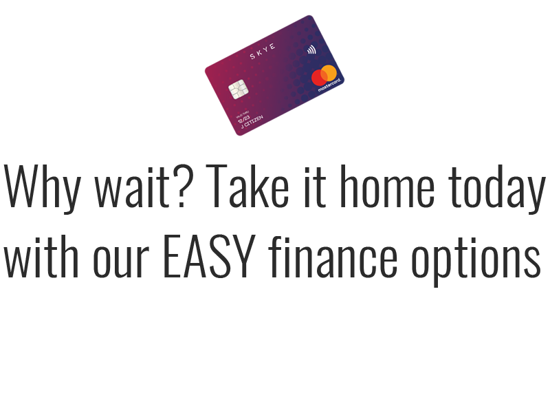 finance header with skye mobile