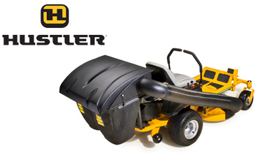 Hustler Turf - Innovators in Zero Turn Mowers