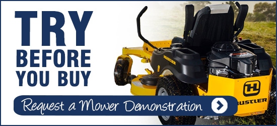 mower demonstration link