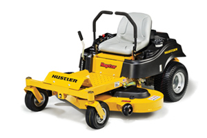 Hustler Turf Zero Turn Lawn Mowers