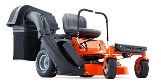 Husqvarna zero turn lawn mower accessories catchers mulchers