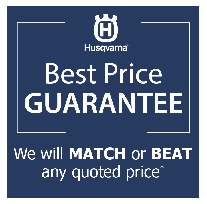 husqvarna best price guarantee